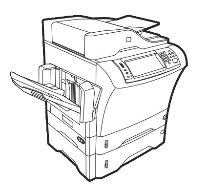 Repair of an HP Laserjet MFP printer in Reading