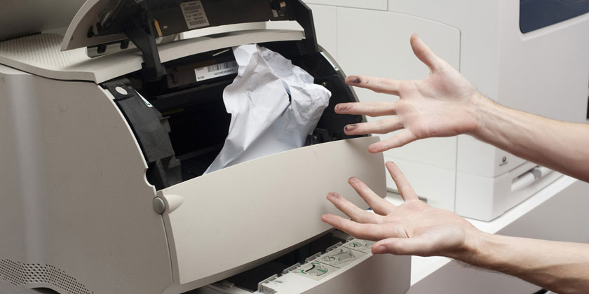 A printer in Berkshire needing Repair